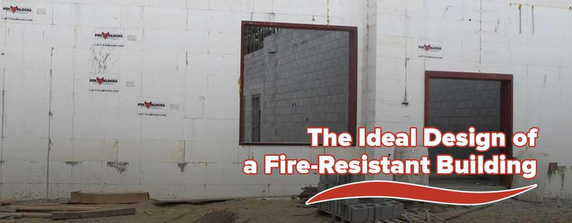 Fire Resistant Building Header