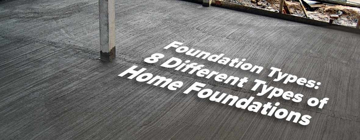 Foundation Types