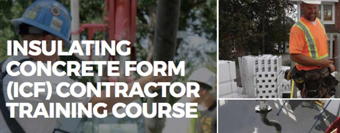 ICF Contractor Training Seminars 1