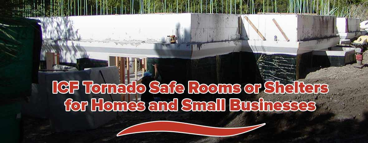 ICF Tornado Safe Rooms Header