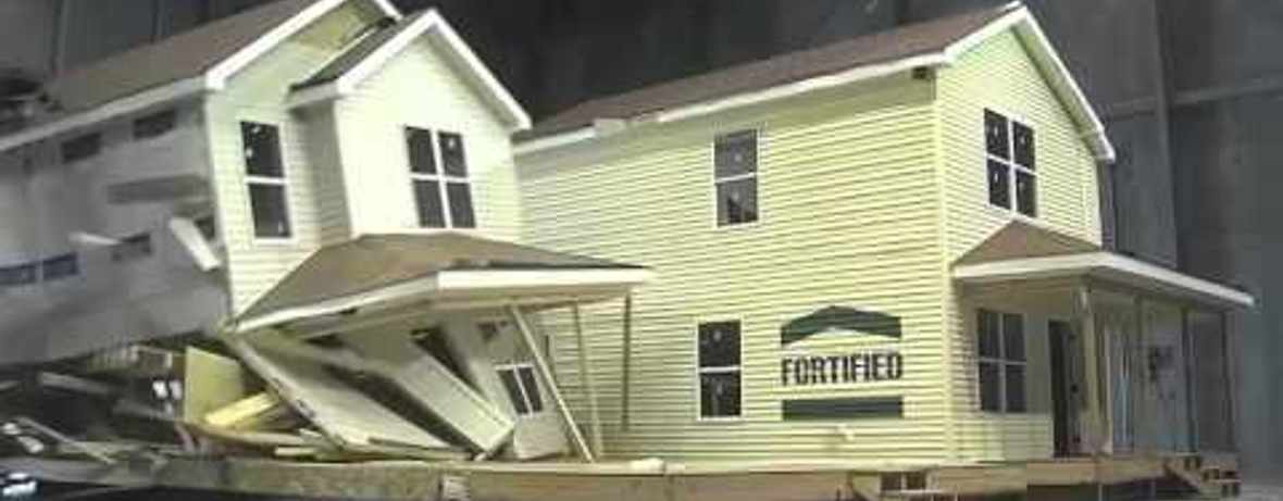 Fortified home cosntruction