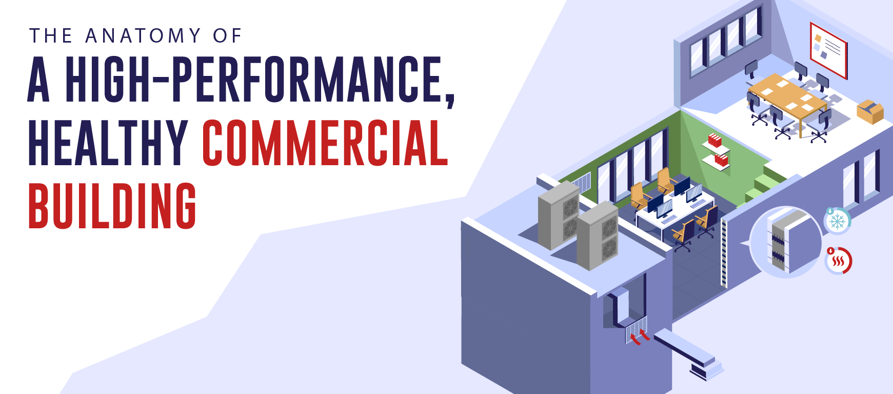 High performance healthy commercial building ig 01