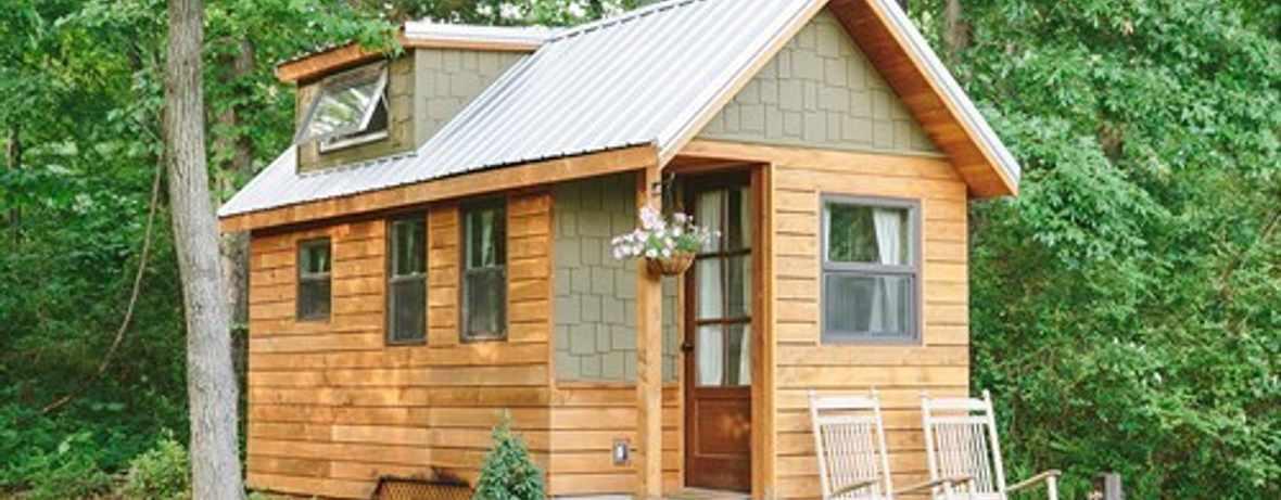 Tiny house 500x375
